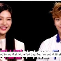 [INDO SUB] 150620 We Got Married Joy Red Velvet & BtoB Sungjae - ep 1