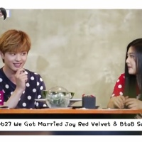 [INDO SUB] 150627 WGM Bbyu Couple (Red Velvet Joy & BtoB Sungjae) – ep 2