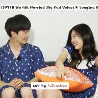 [INDO SUB] 150718 We Got Married Joy Red Velvet & BtoB Sungjae – ep 5