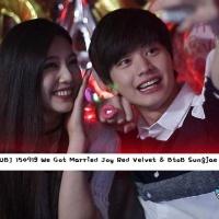[INDO SUB] 150919 We Got Married Joy Red Velvet & BtoB Sungjae – ep 14