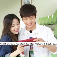 [INDO SUB] 151017 We Got Married Joy Red Velvet & BtoB Sungjae – ep 17