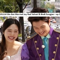 [INDO SUB] 151114 We Got Married Joy Red Velvet & BtoB Sungjae – ep 20