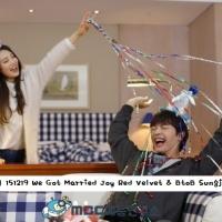 [INDO SUB] 151219 We Got Married Joy Red Velvet & BtoB Sungjae – ep 25